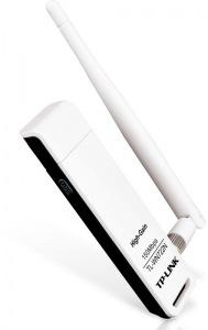 Obrázok produktu TP-Link TL-WN722N, USB Wi-Fi adaptér
