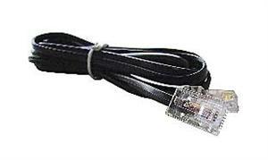 Kabel Telefonní drát 100m bílý - TC1000S-100M