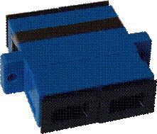 Optická spojka SC single mode duplex -