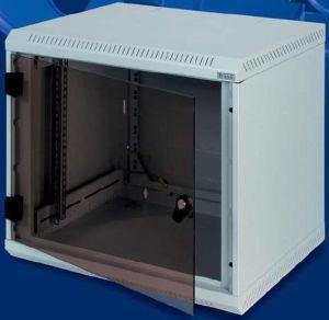 Triton 9U, nástenný rozvádzač - RBA-09-AS4-CAX-A1