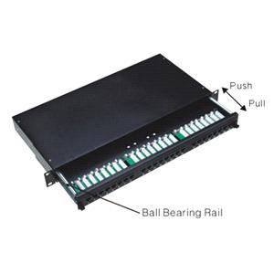 DATACOM Patch panel 24x RJ-45 -