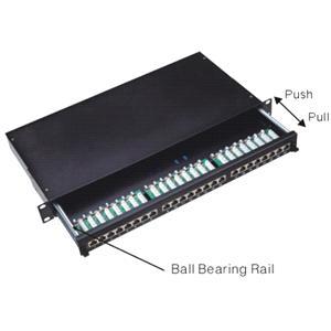 "Datacom patch panel 19"" -"