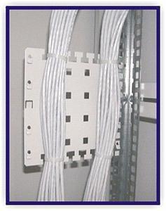 Vyvazovací panel pro zavěšení  černý (150x170mm) - RAB-VP-X12-X1
