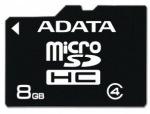 Obrázok produktu ADATA microSDHC karta, 8GB,