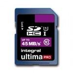 Obrázok produktu INTEGRAL UltimaPro SDHC, UHS-I Class10, pamäťová karta 8GB