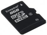 Obrázok produktu Kingston micro SDHC karta, 8GB