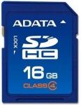Obrázok produktu Adata SDHC karta, 16GB, class 4