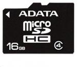 Obrázok produktu ADATA microSDHC karta, 16GB