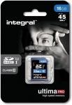 Obrázok produktu INTEGRAL UltimaPro SDHC, UHS-I Class10, pamäťová karta 16GB