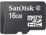 Obrázok produktu Sandisk microSDHC karta, 16GB