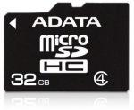 Obrázok produktu ADATA microSDHC karta, 32GB