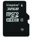 Obrázok produktu Kingston microSDHC karta, 32GB