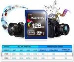 Obrázok produktu ADATA Premier Pro SDXC UHS-I Speed Class 3 (U3), karta 64GB,