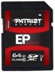 Obrázok produktu Patriot SDXC karta UHS-I karta, 64GB