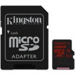 Obrázok produktu Kingston microSDXC karta 128GB UHS-I Class 3 (čítanie / zápis;90 / 80MB / s) + adaptér