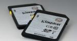Obrázok produktu 128 GB . SDXC karta Kingston . Class 10 UHS-I ( r45MB / s,  w10MB / s )