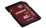 Obrázok produktu 128 GB . SDXC karta Kingston . Class 10 UHS-I U3 ( r90MB / s,  w80MB / s )