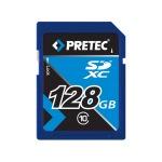 Obrázok produktu Pretec SDXC, class 10, pamäťová karta 128GB