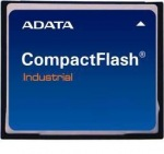 Obrázok produktu ADATA Compact Flash Industrial, SLC, karta, 2GB, (-45 až 85°C)