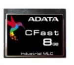 Obrázok produktu ADATA CFast Industrial, pamäťová karta 8GB, MLC