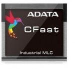 Obrázok produktu ADATA CFast Industrial-ISC3E, MLC, pamäťová karta 32GB, (435 MB/s,120 MB/s)