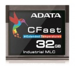 Obrázok produktu ADATA CFast Industrial, MLC, pamäťová karta 32GB, (435 MB/s, 120 MB/s)