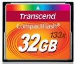 Obrázok produktu Transcend CompactFlash 133x, pamäťová karta 32GB