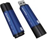 Obrázok produktu ADATA Superior S102 Pro, USB kľúč 32GB, USB 3.0, modro-čierny (100MB/s, 50MB/s)