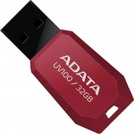 Obrázok produktu ADATA, UV100, USB kľúč 32GB, červený