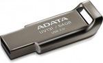 Obrázok produktu ADATA DashDrive UV131, USB 3.0, USB kľúč 64GB, chromový