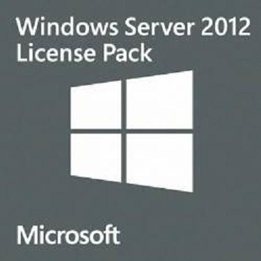 Win Server CAL 2012 English 1pk 1 Clt User CAL OEM - R18-03737