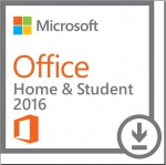 Obrázok produktu Microsoft Office Home and Student 2016 All Languages - ESD