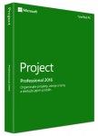 Obrázok produktu Project 2016 Professional CZ