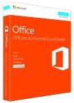 Obrázok produktu Office 2016 pro domácnosti a podnikatele Eng