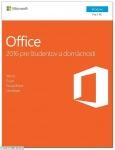 Obrázok produktu Microsoft Office Home and Student 2016 Slovak Medialess