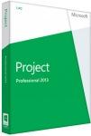 Obrázok produktu Project Professional 2013, 32-bit / x64, Czech Medialess