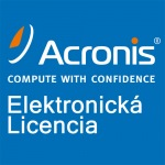 Obrázok produktu ESD Acronis True Image 2018 - 5 Computers - Upgrade
