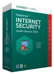 Obrázok produktu Kaspersky Internet Security MD 2016 / 2017 1+1 zařízení  / 1 rok NOVÁ licence CZ Krabice
