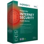 Obrázok produktu Kaspersky Internet Security CZ 1x / 1rok
