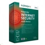 Obrázok produktu Kaspersky Internet Security CZ 3x / 1rok