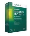 Obrázok produktu Kaspersky Internet Security for Android CZ,  1x mobil alebo tablet,  1 rok,  nová licencia