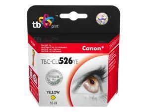 TB, žltá, pre Canon CLI-526Y - TBC-CLI526Y