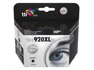 TB, čierna, komp. s HP CD975AE - TBH-920XLBR