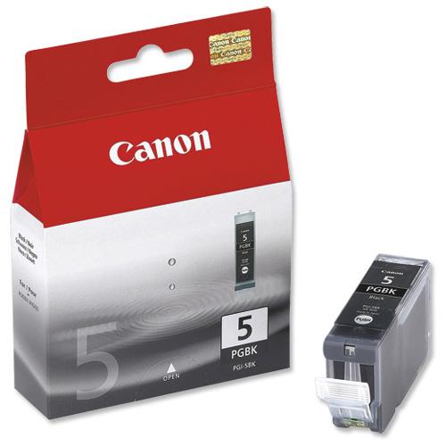 Canon PGI-5Bk - 0628B025