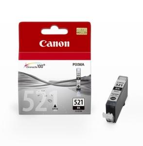 Canon CLI-521BK - 2933B001