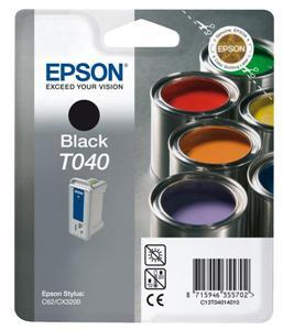 Epson T040, čierna  - C13T04014010