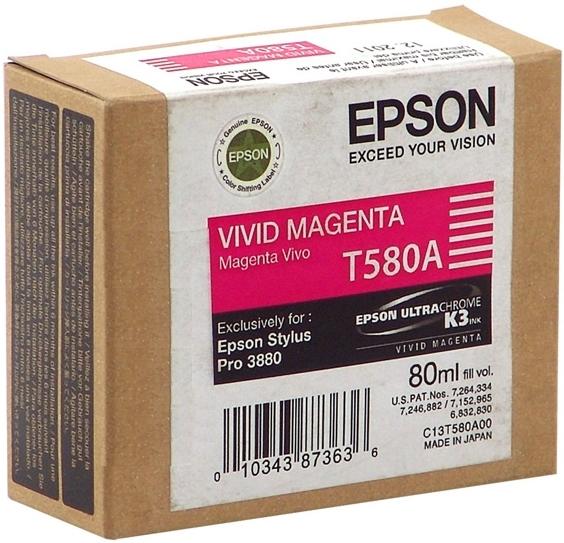 Epson UltraCHROME T580 - C13T580A00