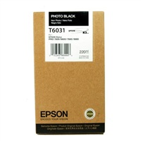 Epson T603, foto čierna  - C13T603100
