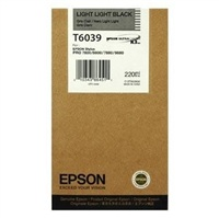 Epson T603, čierna  - C13T603900