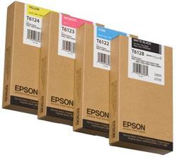 Epson T612, žltá  - C13T612400